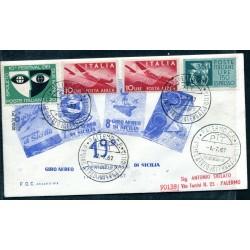 1967 19° GIRO AEREO DI...