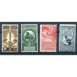 1944 LUBIANA OCCUPAZIONE TEDESCA CARTOLINA POSTALE C.50+C.50 NUOVA   INT100