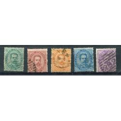 1960 - OLANDA - NEDERLAND --- N°719/23 --- MNH --- GNT718