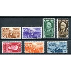 1936 ETIOPIA  ITALIANA...