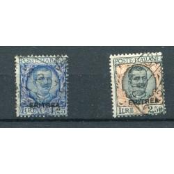 1926 Eritrea soprastampati...