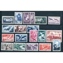 1930/51 FRANCIA + P.A. MH...
