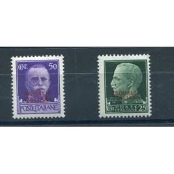 1931 Regno Somalia n.165/66...