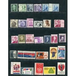 1966/67 Stati Uniti mnh
