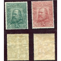 1910 Italia Regno Garibaldi...