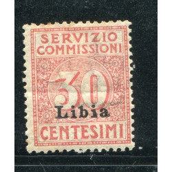 1915 Libia servizio...