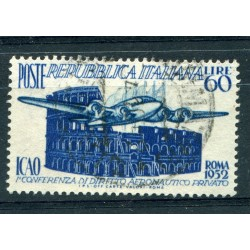 1952 ITALIA ICAO USATO GNT847