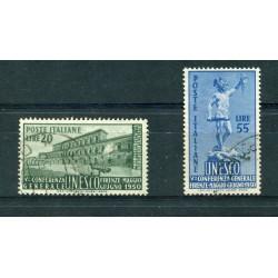 1950 ITALIA U.N.E.S.C.O....