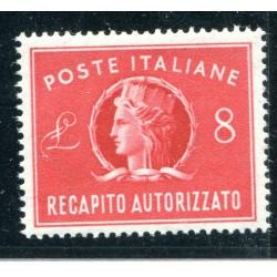 1947 ITALIA RECAPITO...