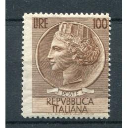 1954 Italia Siracusana £....