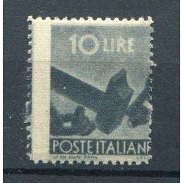 1945 Democratica £.10...