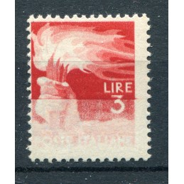 1945 Democratica £. 3...