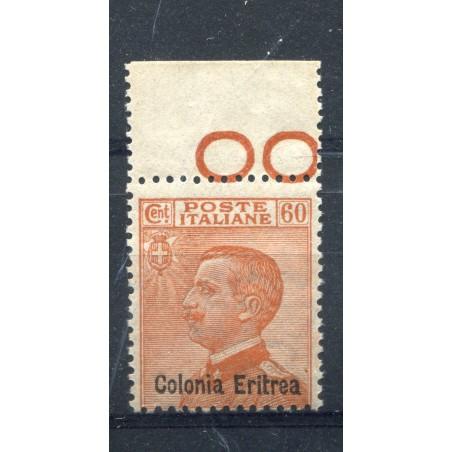 1928 Eritea soprastampato n.124 c.60 mnh cat. 550