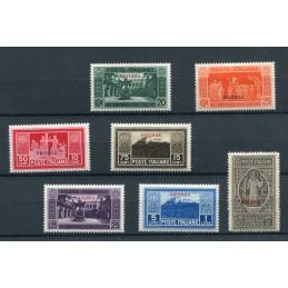 1929 Eritrea Montecassino...