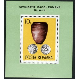 1976 Romania Civilizatia...