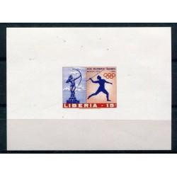 1968 LIBERIA XIX OLYMPIC...