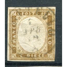 1855 Sardegna c. 10 n. 14...