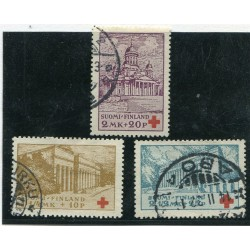 1932 FINLANDIA CROCE ROSSA...