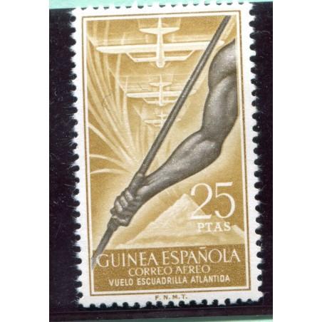 1957 GUINEA ESPAGNOLA P. A. MNH EUSA048