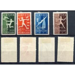 1938 Ltuania I° Olimpiade...