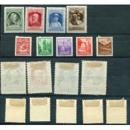 1929/35 Liechtenstein...