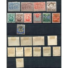 1907/26 Olanda piccolo...