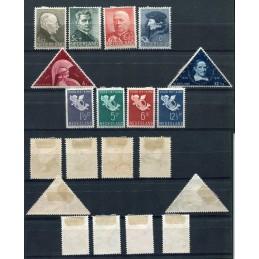 1936 Olanda piccolo lotto...
