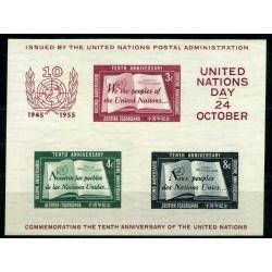 1955 NAZIONI UNITE...
