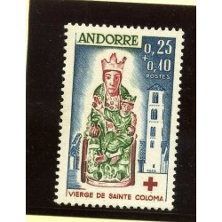 1964 - ANDORRE N°172 MNH -...