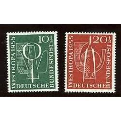 1955 - GERMANIA WESTROPA,...