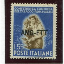 1950  ITALIA TRIESTE A...
