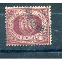 1877 SAN MARINO STEMMA N.5...