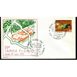 1975 ITALIA 59° TARGA...